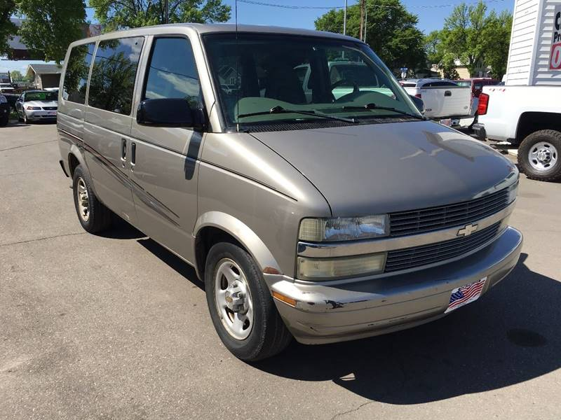 2003 Chevrolet Astro for sale at Twin City Motors in Grand Forks ND