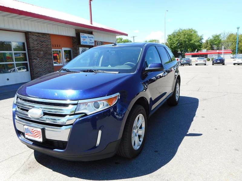 2011 Ford Edge for sale at Twin City Motors in Grand Forks ND