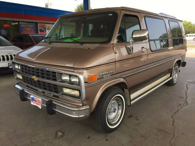 1995 Chevrolet G20 for sale at Twin City Motors in Grand Forks ND