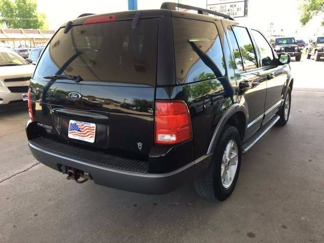 2003 Ford Explorer for sale at Twin City Motors in Grand Forks ND