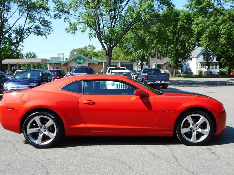 2010 Chevrolet Camaro for sale at Twin City Motors in Grand Forks ND