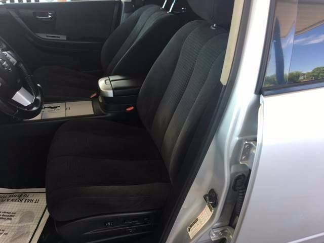 2007 Nissan Murano for sale at Twin City Motors in Grand Forks ND