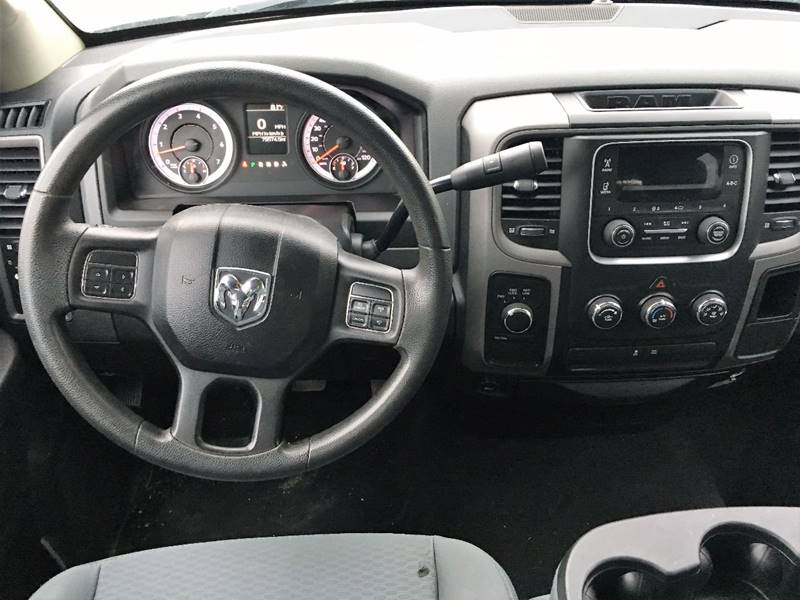 2013 RAM Ram Pickup 1500 for sale at Twin City Motors in Grand Forks ND