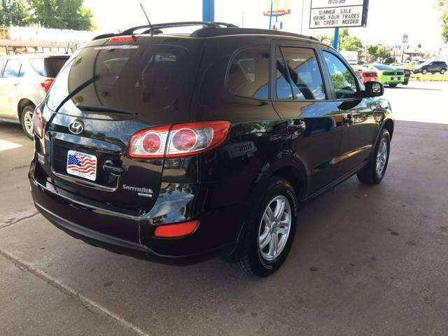 2011 Hyundai Santa Fe for sale at Twin City Motors in Grand Forks ND