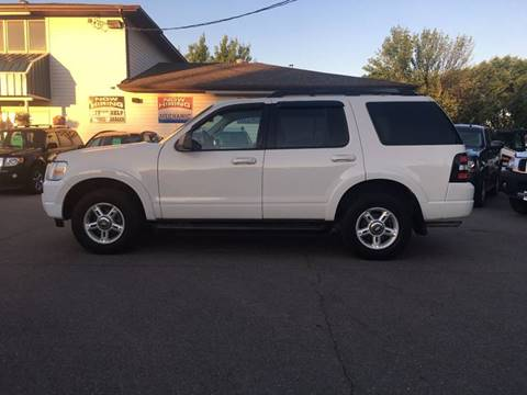 2009 Ford Explorer for sale at Twin City Motors in Grand Forks ND