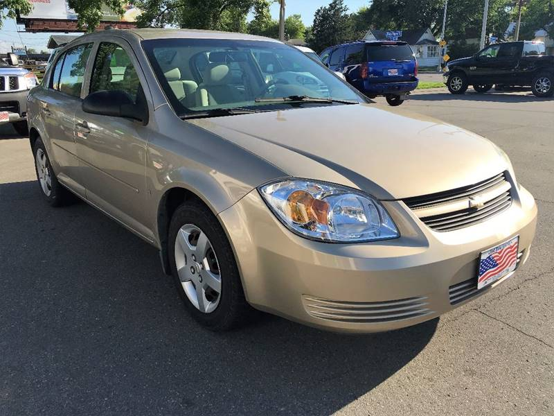 2006 Chevrolet Cobalt for sale at Twin City Motors in Grand Forks ND
