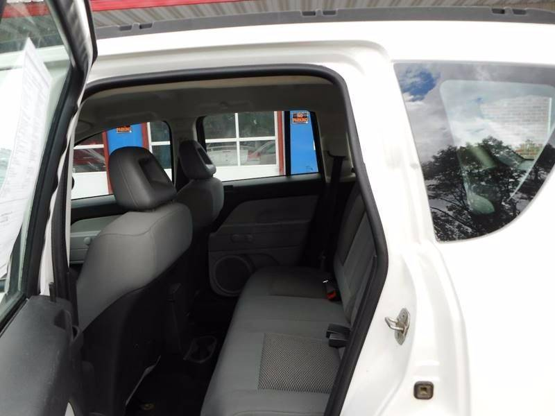 2007 Jeep Compass for sale at Twin City Motors in Grand Forks ND