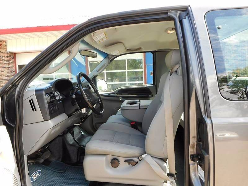 2006 Ford F-250 Super Duty for sale at Twin City Motors in Grand Forks ND