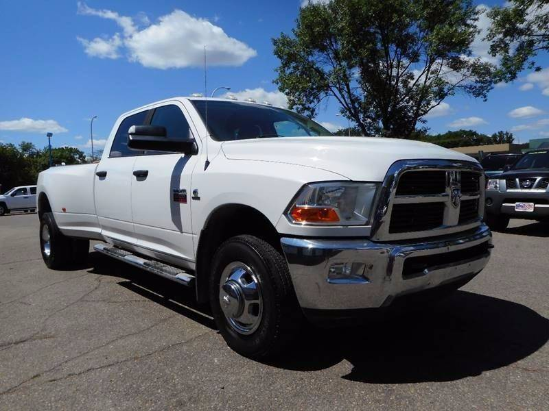 2012 RAM Ram Pickup 3500 for sale at Twin City Motors in Grand Forks ND