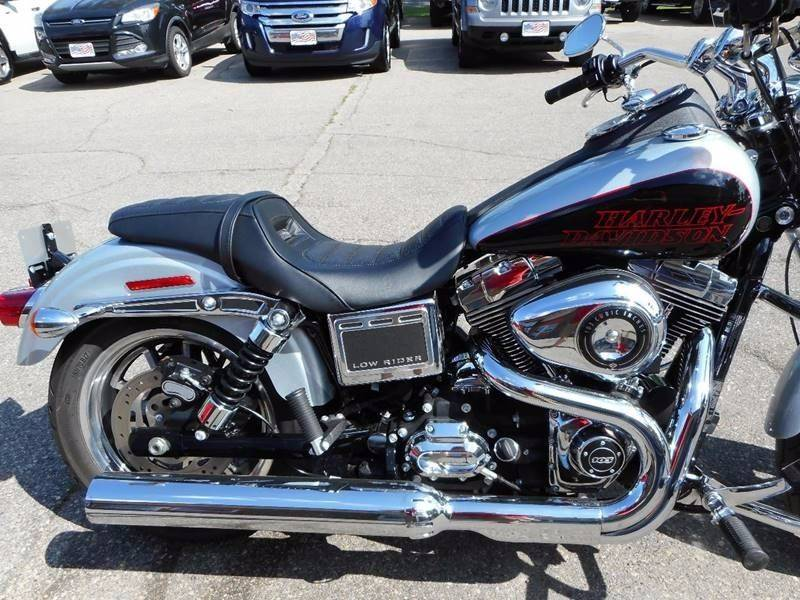 2014 Harley Davidson FXDL for sale at Twin City Motors in Grand Forks ND