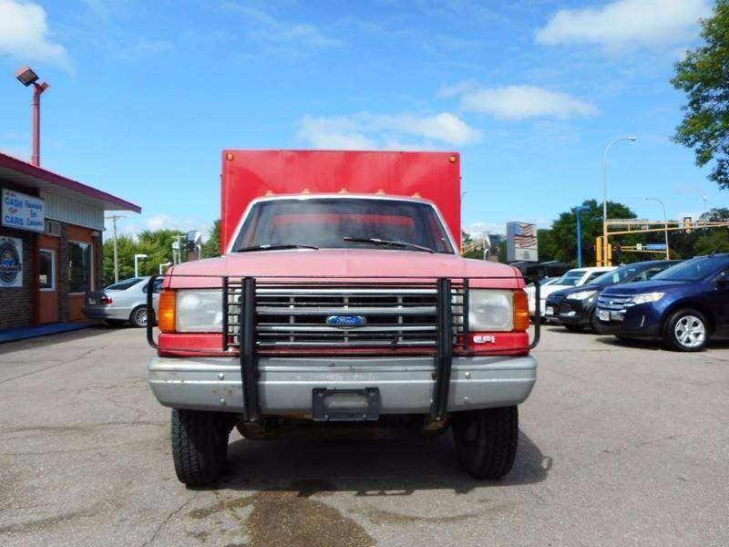 1990 Ford F-350 Super Duty for sale at Twin City Motors in Grand Forks ND