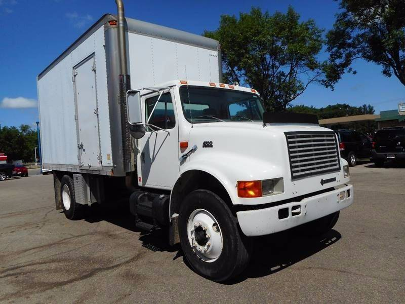1997 International 4700 for sale at Twin City Motors in Grand Forks ND