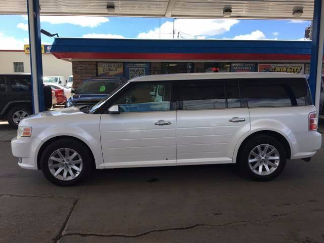 2009 Ford Flex for sale at Twin City Motors in Grand Forks ND