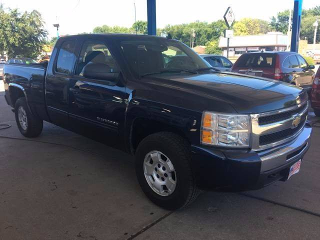 2010 Chevrolet Silverado 1500 for sale at Twin City Motors in Grand Forks ND