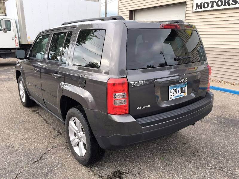2015 Jeep Patriot for sale at Twin City Motors in Grand Forks ND