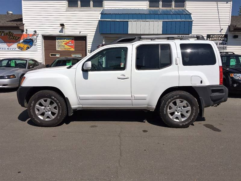 2009 Nissan Xterra for sale at Twin City Motors in Grand Forks ND