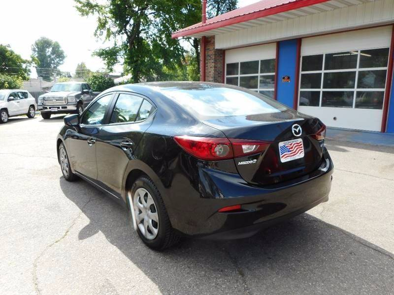 2016 Mazda MAZDA3 for sale at Twin City Motors in Grand Forks ND