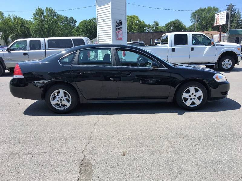 2011 Chevrolet Impala for sale at Twin City Motors in Grand Forks ND