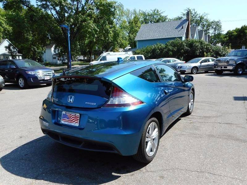 2011 Honda CR-Z for sale at Twin City Motors in Grand Forks ND