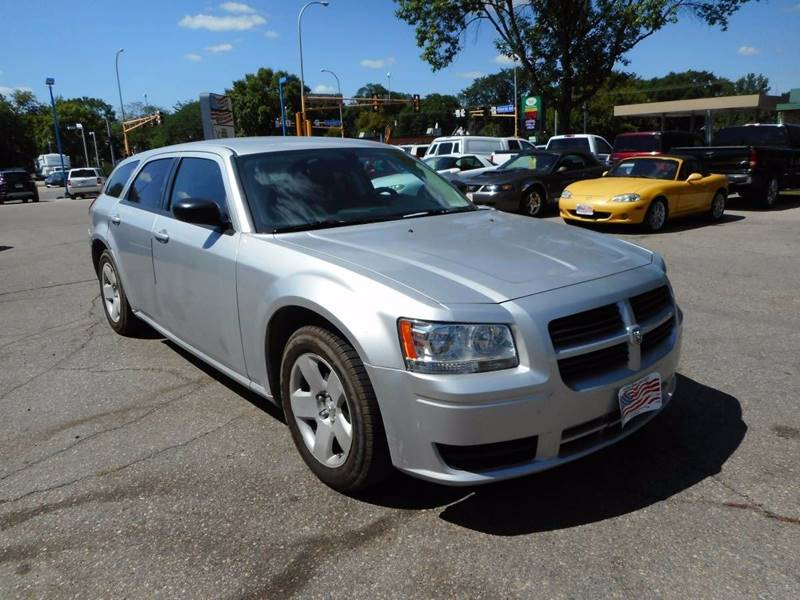 2008 Dodge Magnum for sale at Twin City Motors in Grand Forks ND
