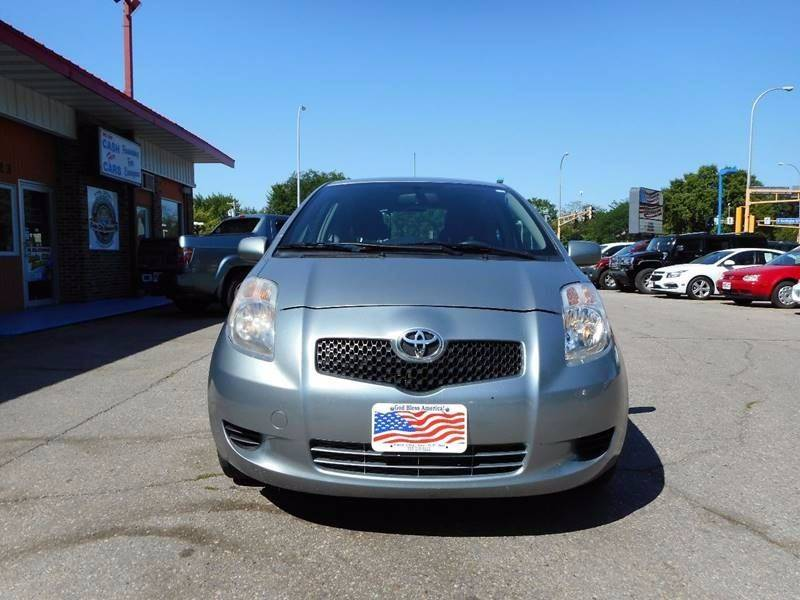 2008 Toyota Yaris for sale at Twin City Motors in Grand Forks ND