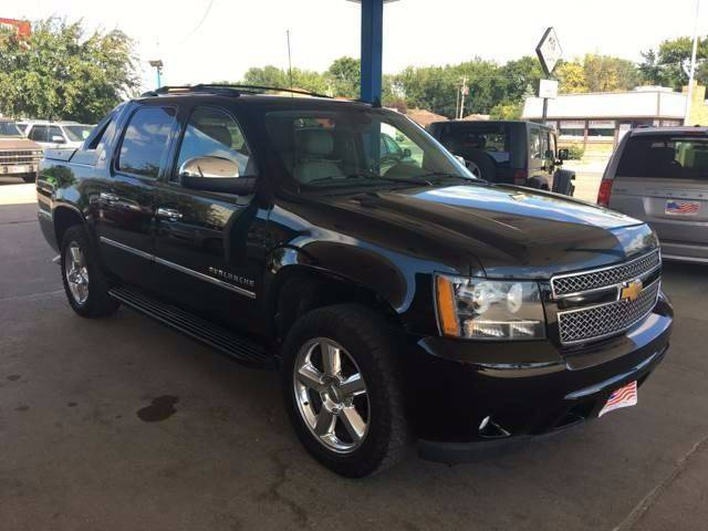 2012 Chevrolet Avalanche for sale at Twin City Motors in Grand Forks ND