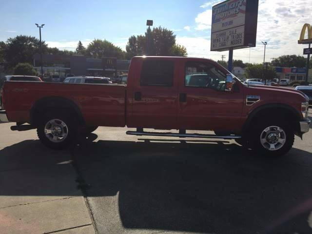 2009 Ford F-250 Super Duty for sale at Twin City Motors in Grand Forks ND