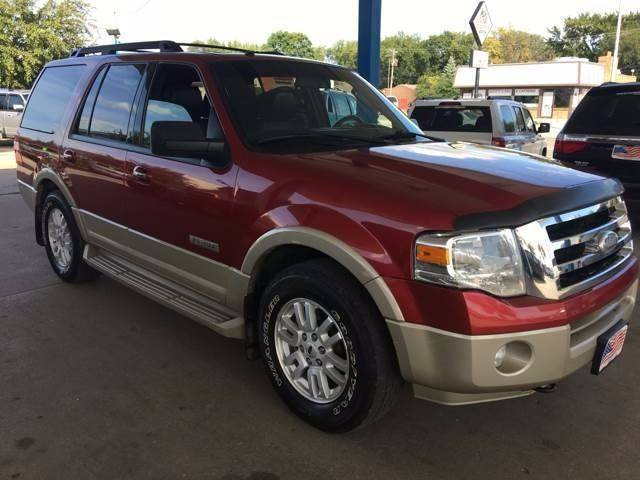 2007 Ford Expedition for sale at Twin City Motors in Grand Forks ND