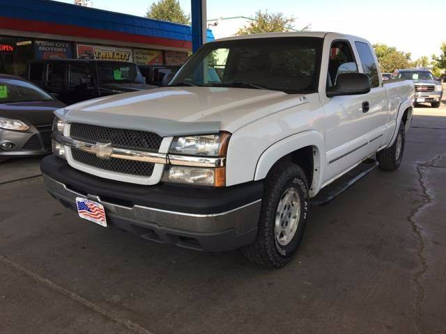 2003 Chevrolet Silverado 1500 for sale at Twin City Motors in Grand Forks ND