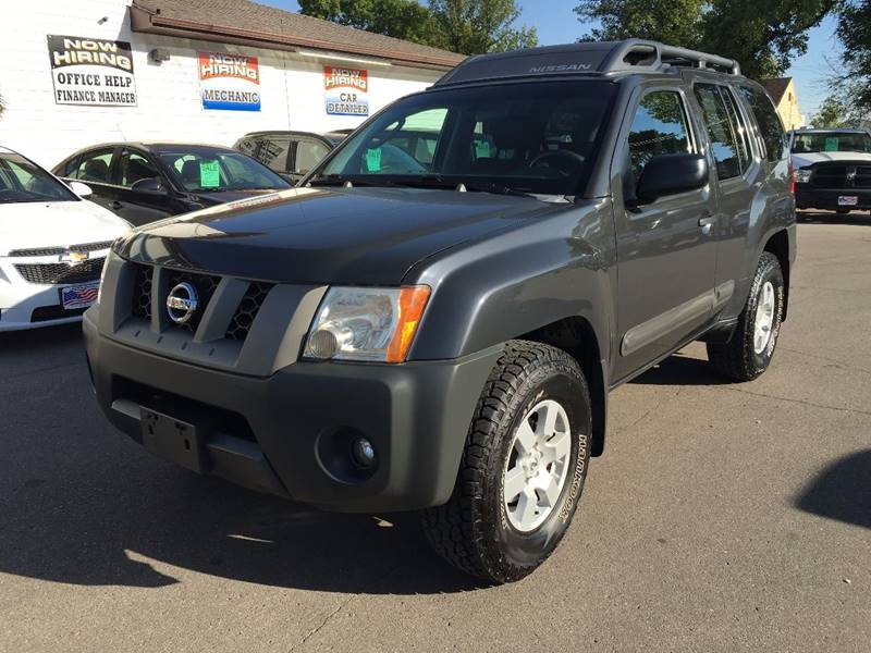 2006 Nissan Xterra for sale at Twin City Motors in Grand Forks ND