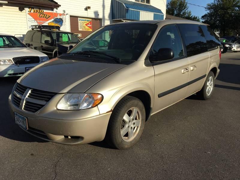 2005 Dodge Caravan for sale at Twin City Motors in Grand Forks ND