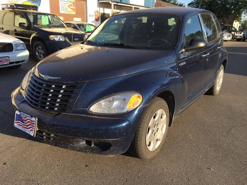 2005 Chrysler PT Cruiser for sale at Twin City Motors in Grand Forks ND