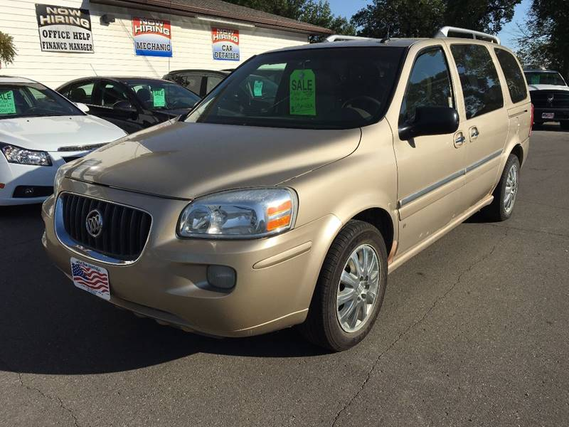 2006 Buick Terraza for sale at Twin City Motors in Grand Forks ND