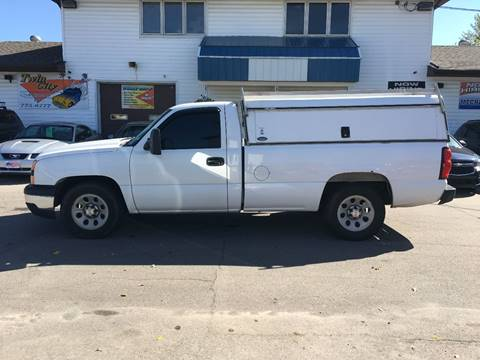 2006 Chevrolet Silverado 1500 for sale in Grand Forks, ND