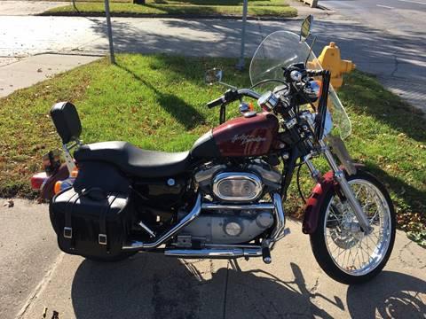 2000 Harley-Davidson Sportster for sale in Grand Forks, ND