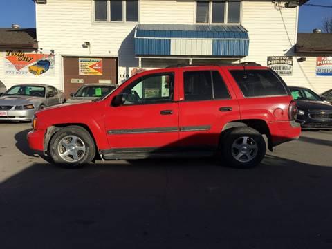 2002 Chevrolet TrailBlazer for sale in Grand Forks, ND