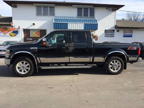 2010 Ford F-250 Super Duty for sale in Grand Forks, ND