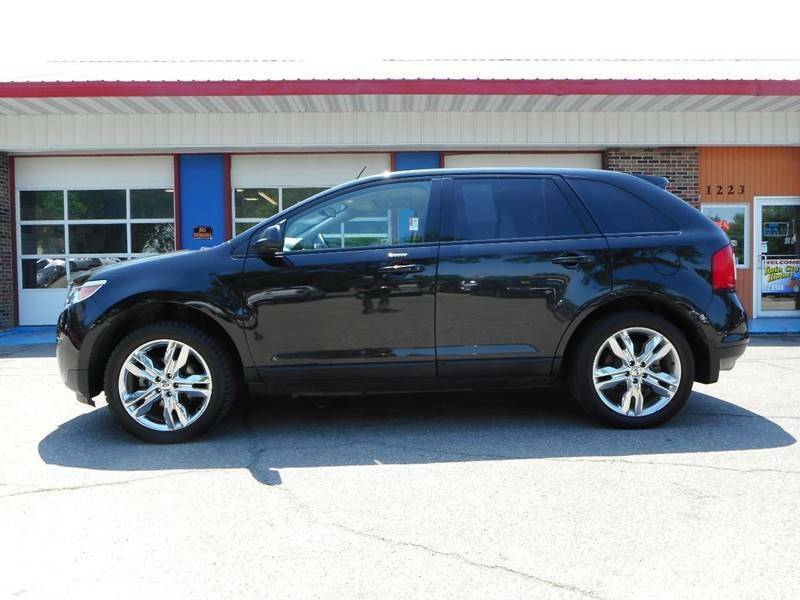 Ford Edge For Sale At Twin City Motors In Grand Forks Nd