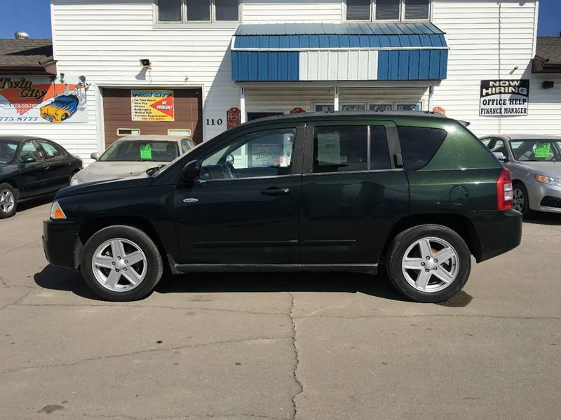 2010 Jeep Compass For Sale At Twin City Motors In Grand Forks ND