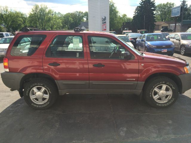 2001 Ford Escape for sale at Twin City Motors in Grand Forks ND