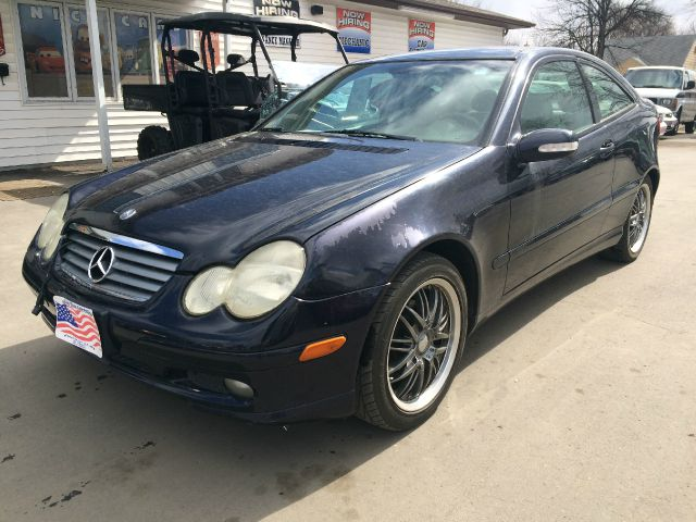 2003 Mercedes-Benz C-Class for sale at Twin City Motors in Grand Forks ND