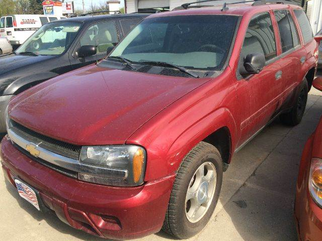 2006 Chevrolet TrailBlazer for sale at Twin City Motors in Grand Forks ND