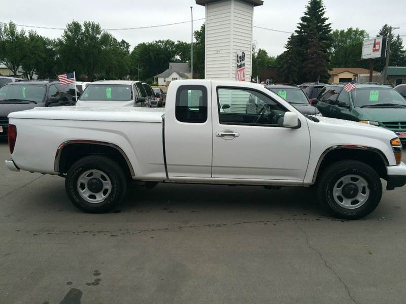2010 chevrolet colorado work truck 4x4 4dr extended cab in. Black Bedroom Furniture Sets. Home Design Ideas