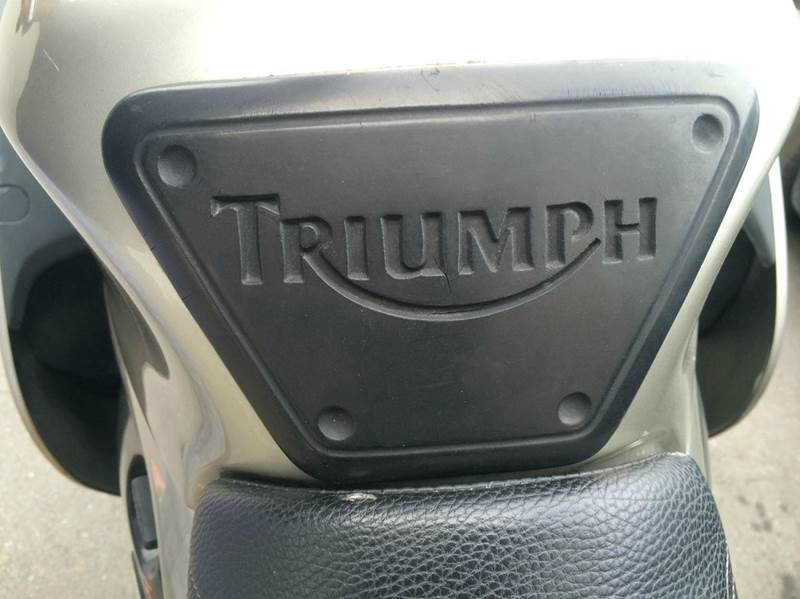 1998 Triumph Trophy for sale at Twin City Motors in Grand Forks ND
