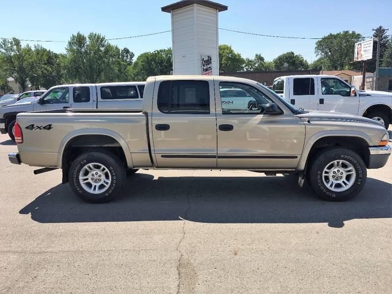 2004 Dodge Dakota for sale at Twin City Motors in Grand Forks ND