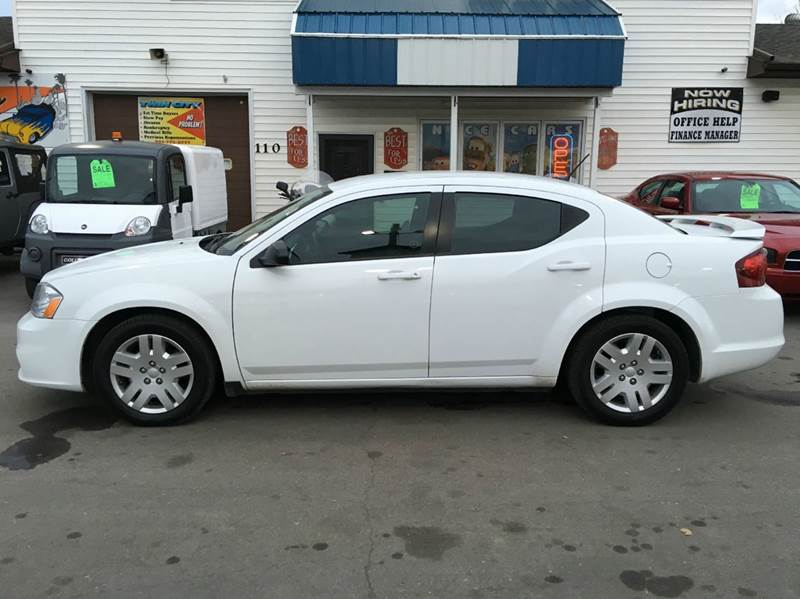 2013 Dodge Avenger Se 4dr Sedan In Grand Forks Nd Twin