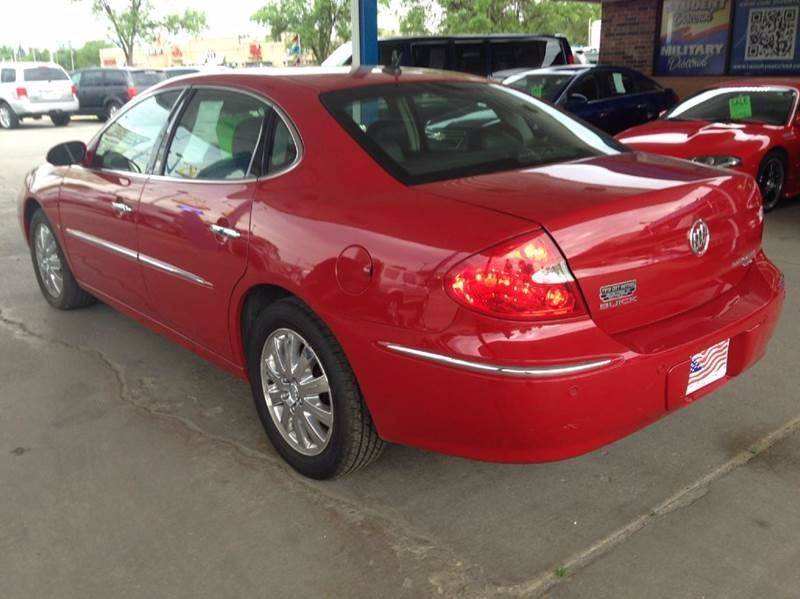 2008 Buick LaCrosse for sale at Twin City Motors in Grand Forks ND