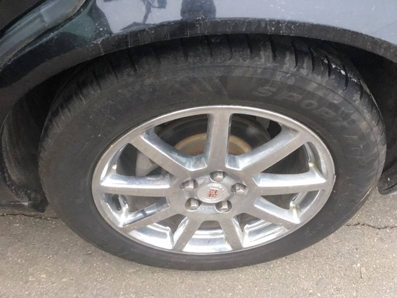2008 Cadillac DTS for sale at Twin City Motors in Grand Forks ND
