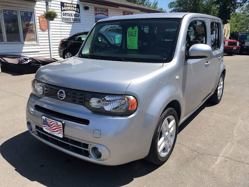2010 Nissan cube for sale at Twin City Motors in Grand Forks ND