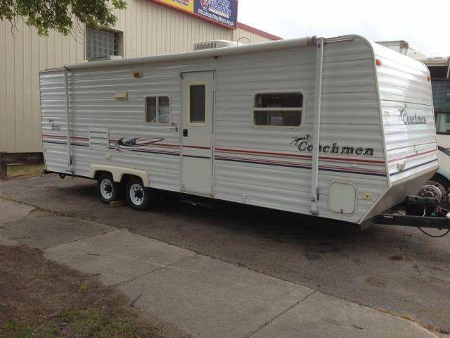 2005 Coachmen Spirit of America 248 for sale at Twin City Motors in Grand Forks ND